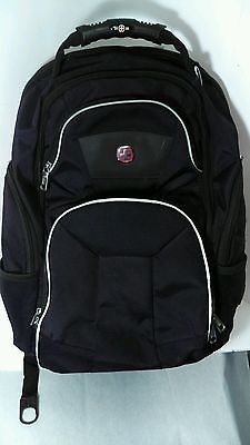 Swiss gear backpack laptop bag scan smart airflow swiss army