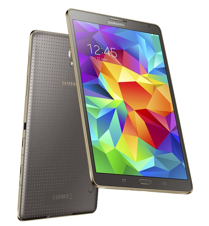 The Samsung Tab S 8.4 - with Super AMOLED display | Samsung City