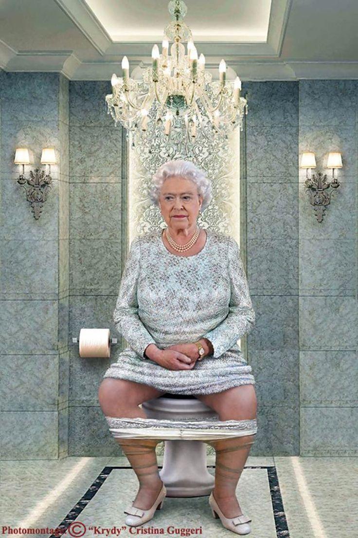 Il Dovere Quotidiano – Les dirigeants du monde assis sur les toilettes (image)