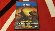 Discovery Channel -The Ultimate Guide..Dinosaur (DVD) Dino Clones--EX/MINT--