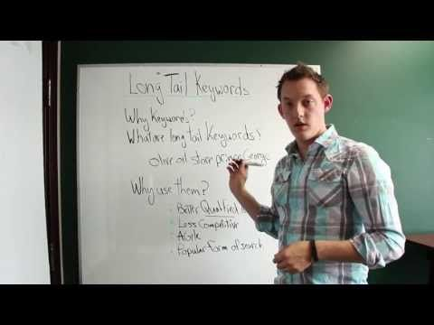 Long Tail Keywords    What are they and why use them? #webdesign #SEO #video #inboundmarketing