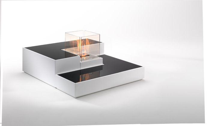 Chimenea de etanol tetris http://www.elemento3.com/