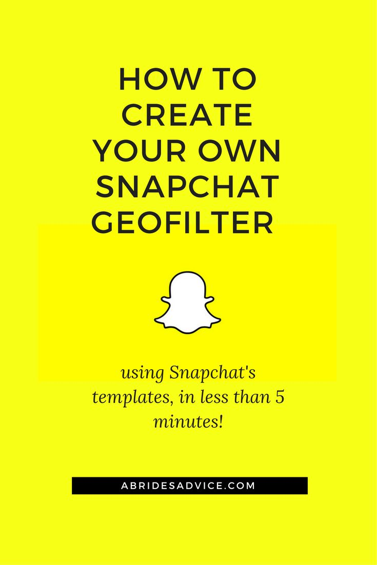 Create a Snapchat geofilter in minutes for your wedding, bridal shower or event. Wedding Planning Tips | Brides & Grooms | A Bride's Advice