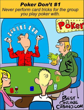 Gambling humor jokes