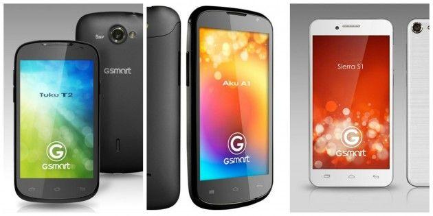Telefoanele GIGABYTE Tuku T2, Aku A1 și Sierra S1 în oferta evoMAG
