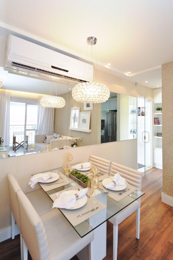Sala de Jantar empreendimento Way Penha - 2 dormitórios / Way Penha Dining Room - 2 bedrooms