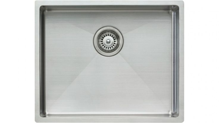 Oliveri Spectra Single Bowl Sink - Stainless Steel - Sinks - Sinks & Taps - Kitchen Appliances | Harvey Norman Australia