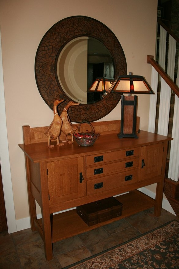 The 25 Best Mission Style Decorating Ideas On Pinterest Craftsman Style Furniture Craftsman