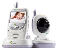 Oricom SC700 Digital Video Baby Monitor product review. ohbaby.co.nz
