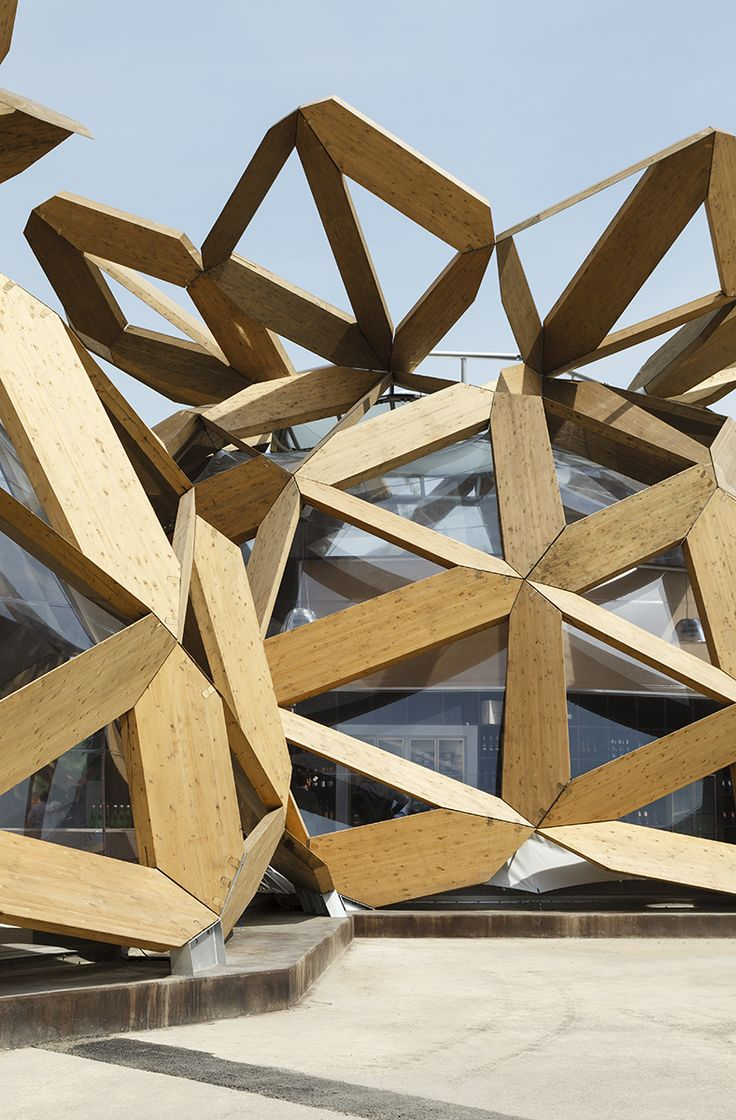 Copagri Pavilion 'Love IT' / EMBT