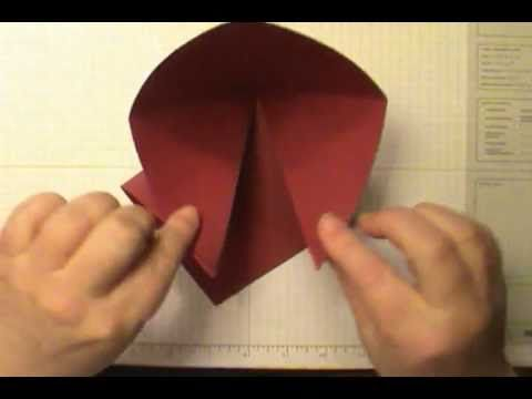 ▶ 10-Minute Tuesday Video: Amazing Folded Card, Stampin' Up! Love & Care w/ Dawn O - YouTube