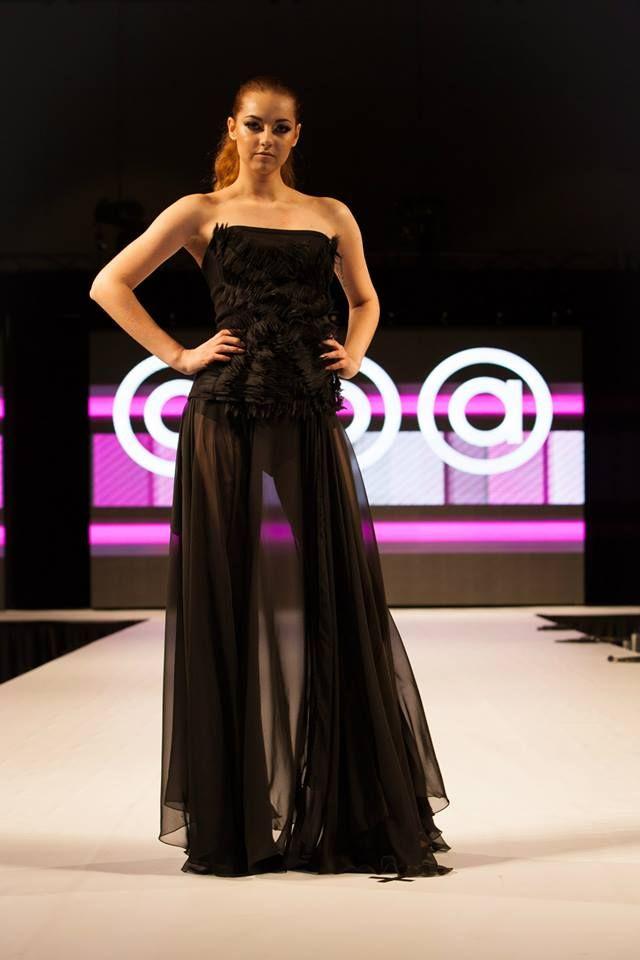 ABA Hair Show Model: Anastasia K.  www.orangemodels.ca