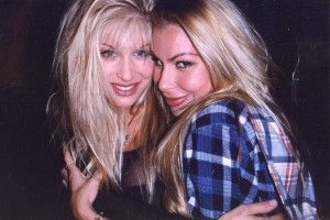 Bobbie Brown(cherry pie girl) x-wife of Janie Lane of Warrant & Sharise -x-wife of Vince Neil