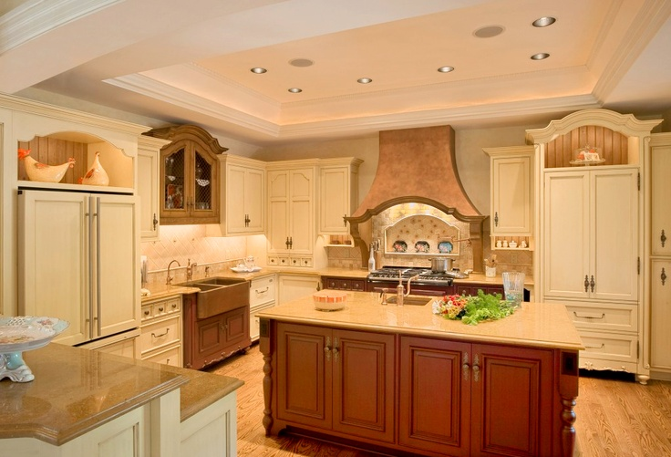 28 best country kitchens images on pinterest cottage for Perfect interior designs inc