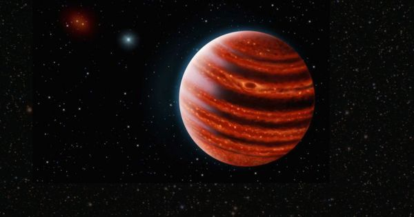 An Infant, Rogue Planet Has Been Found Lurking in Our Solar Neighborhood