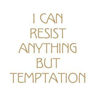 Un indémodable qui ne se dément pas... MaisonClose est l'incarnation même de ces mots intemporels par #OscarWilde  #instaquote #quote #quoteoftheday #maisonclose #temptation #love #seduction #resist #inspiration