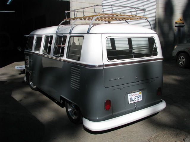 1966 VW Bus For Sale @ Oldbug.com
