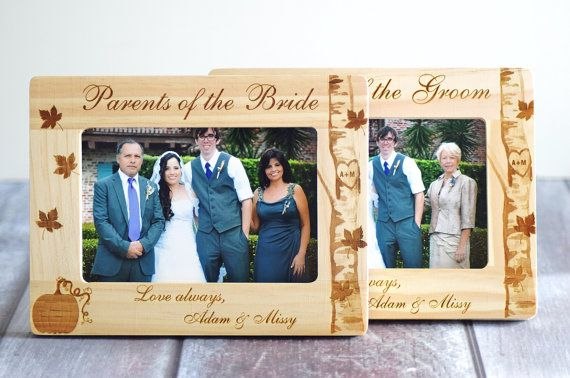 Hey, I found this really awesome Etsy listing at https://www.etsy.com/listing/235615650/parents-of-the-bride-and-groom-gifts-set