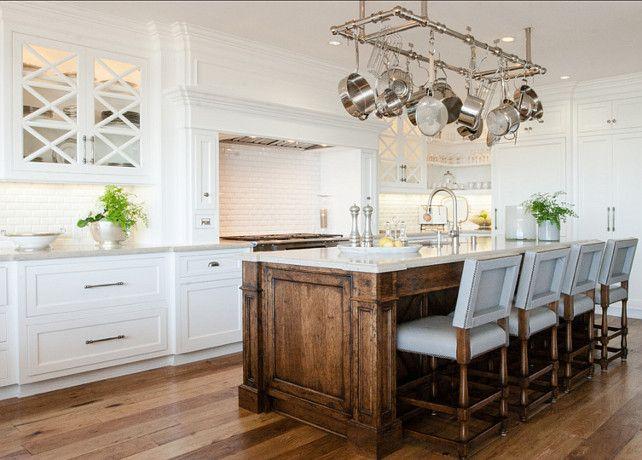 Wood Kitchen Countertops With White Cabinets best 20+ wood kitchen island ideas on pinterest | island cart