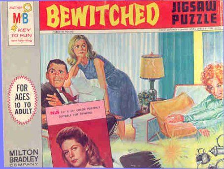 Collectibles - Games - Bewitched @ Harpies Bizarre
