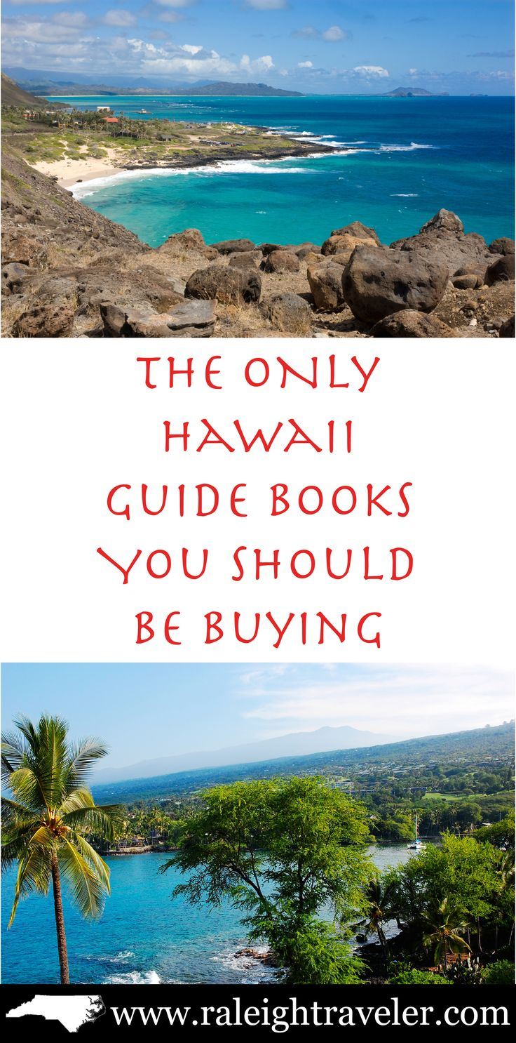 There are so many choices when trying to pick a guide book for Hawaii! I can attest from personal use that THIS is the one you want to buy! Local advice for any budget! A must for your Hawaii trip planning!