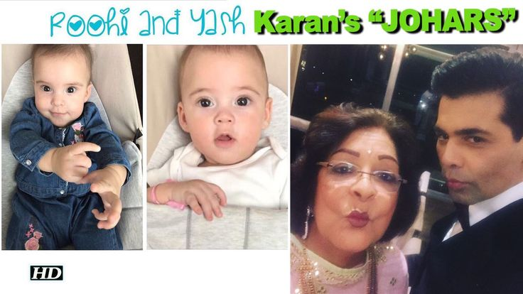"Meet Adorable Yash & Roohi : Karan's ""JOHARS"" , http://bostondesiconnection.com/video/meet_adorable_yash__roohi__karans_johars/,  #AeDilHaiMushkil #aishwaryaraibachchanboldpictures #anushkaranbir #DharmaProductions #Drive #karanajaydevgan #KaranJohar #karanjoharbabies #karanjoharparties #karankajol #karankangana #shahrukhkaran #yashandroohi-karanbabies"