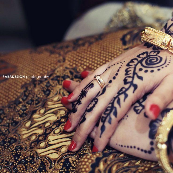 #bride #moslemtatto #pacar #melayu #java #indonesia