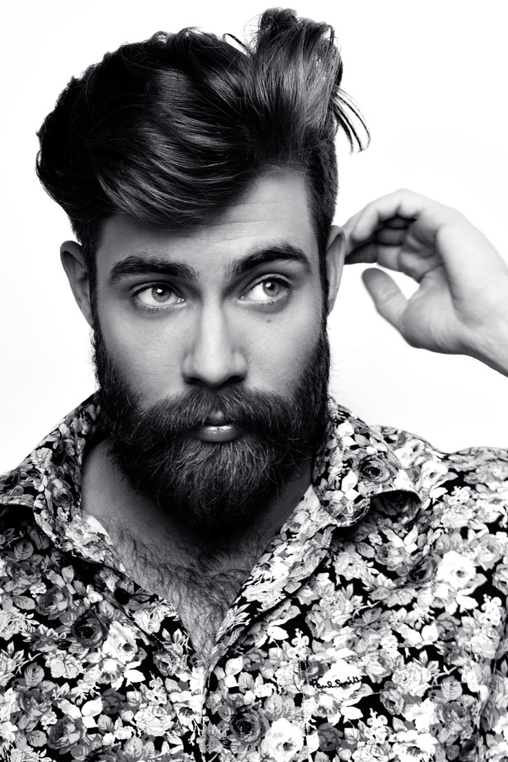 Coiffed and Pretty Beards. Bearded men. Hello, yes where can i find you?