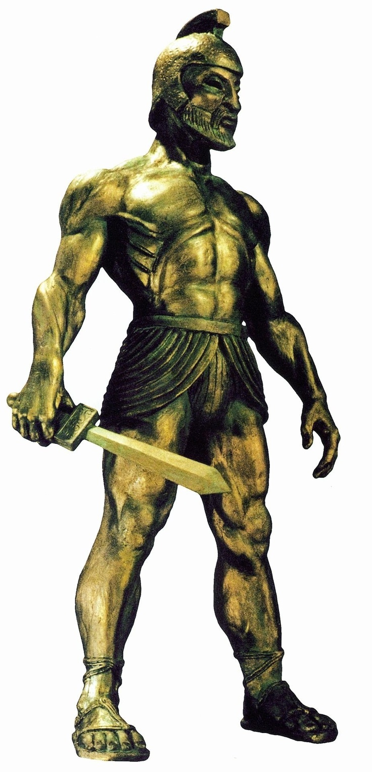 Talos, Jason and the Argonauts (movie) by Ray Harryhausen