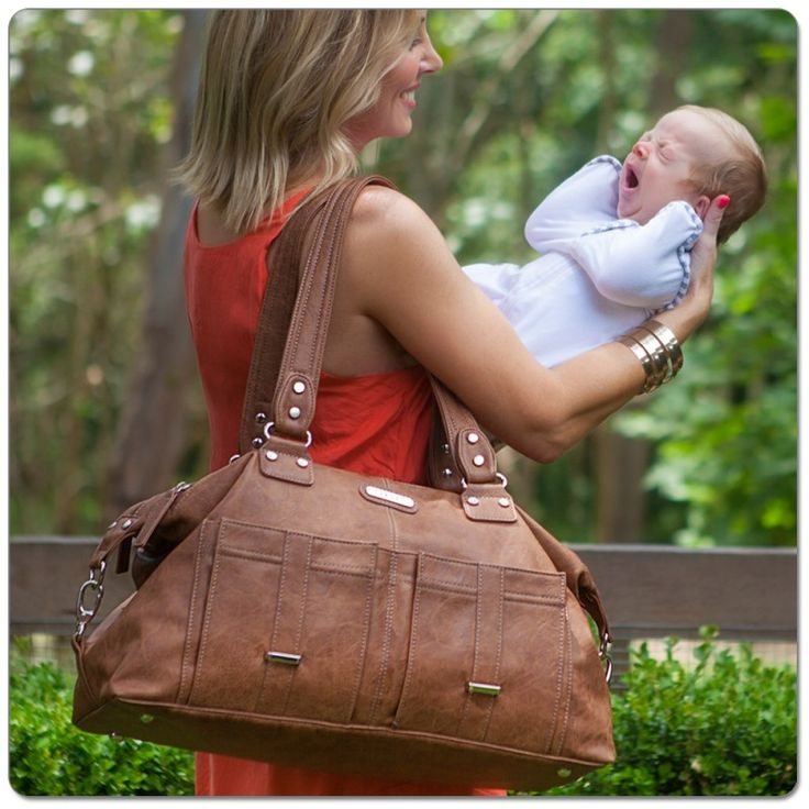Vanchi Florence Traveler Nappy Bag Product Review