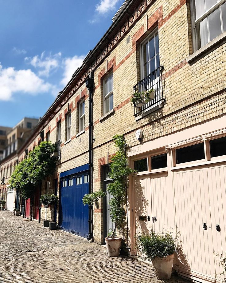 os mews, essas ruinhas fofas e escondidas, são sem dúvidas uma das minhas coisas favoritas de Londres! Vic Ceridono | Dia de Beauté