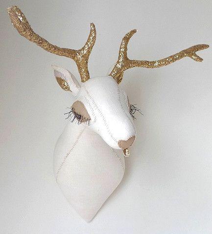Glam deer