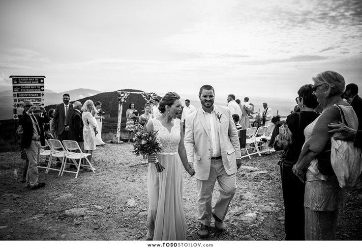 Chloe & Tucker 2016 - Elevation 4000' - Jay Peak Resort - Vermont Wedding