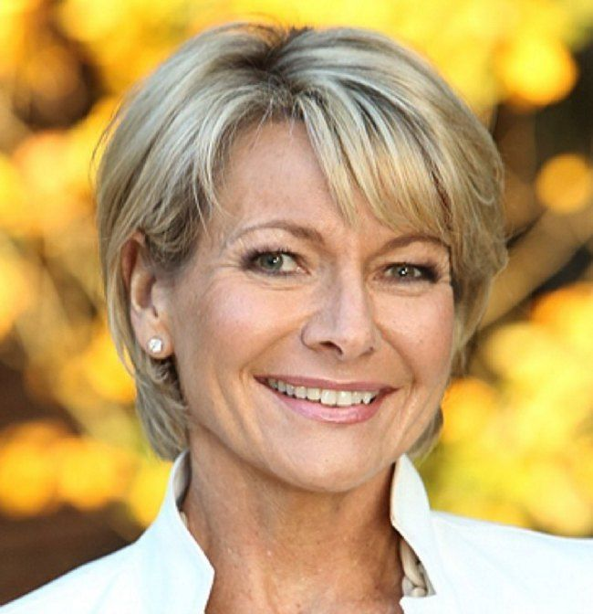 17 Best Images About Chic Hairstyles For Women Over 40 On