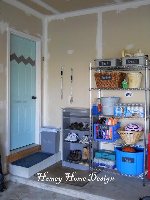 Garage Organization!