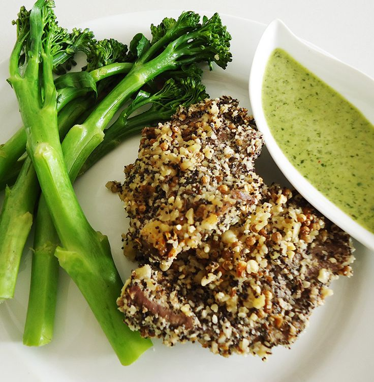 Dukkah Crusted Lamb http://www.myhealthmyhappiness.com.au/winter-warmer-recipes/
