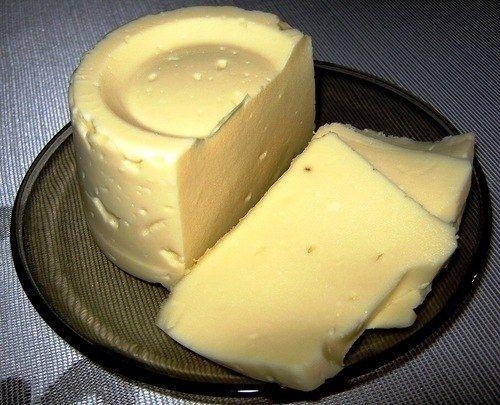 Нежный домашний низкокалорийный сыр