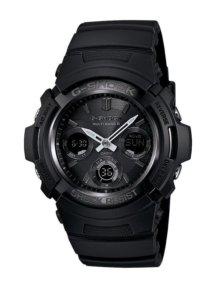 Casio G-Shock Tough Solar Power Atomic Mens Watch AWGM100B-1A