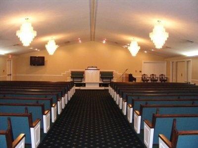 Lake Cumberland Funeral Home Interior Funeral Pinterest Funeral Interiors And Interior Lighting