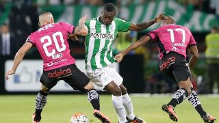 Blog Esportivo do Suíço:  Atlético Nacional bate Independiente del Valle e leva a taça da Libertadores