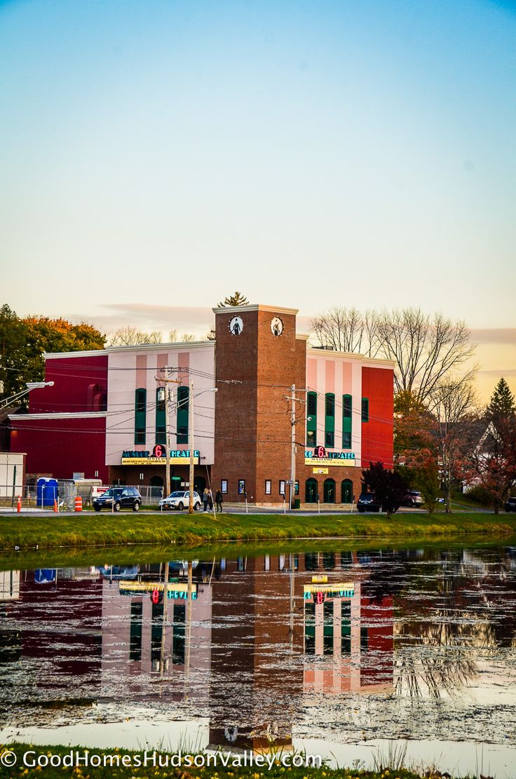 Monroe ny movie theater in the village of monroe in the