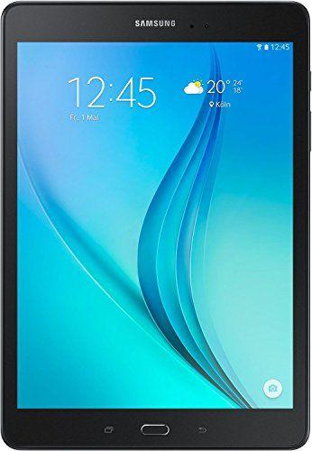 Samsung Galaxy Tab A Tablette Tactile 9,7″ Noir (16 Go, Android Lollipop, Wifi)