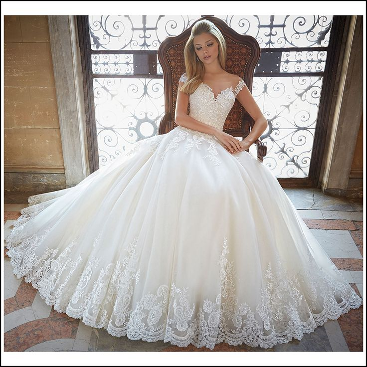 Find More Wedding Dresses Information About Bealegantom Sexy Scoop Lace A Line 2017 With