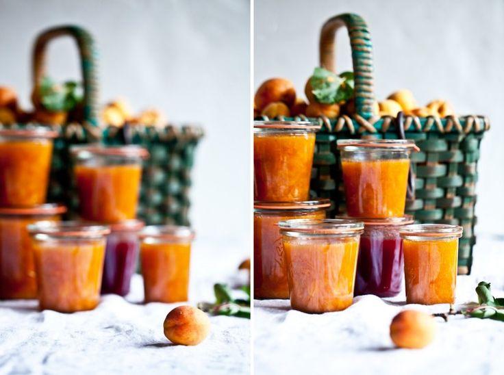 Jak na džem či marmeládu s co nejmenším podílem cukru?