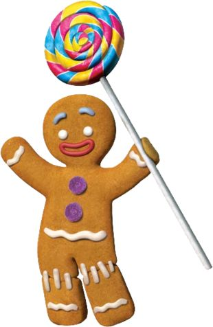 Gingerbread Man Gingerbread Man Shrek Galletas De