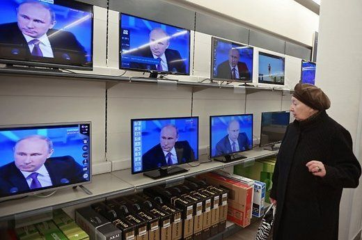 Lithuania's media watchdog suspends broadcasting of Russian TV channel   The Lithuanian watchdog said the TV channel was inciting war and hatred, repeatedly violating the Law on Provision of Information to the Public. The commission said the European Commission had been notified of the violations and the planned sanctions.  http://en.delfi.lt/lithuania/society/lithuanias-media-watchdog-suspends-broadcasting-of-russian-tv-channel.d?id=67650930#ixzz3WkPtoCFk