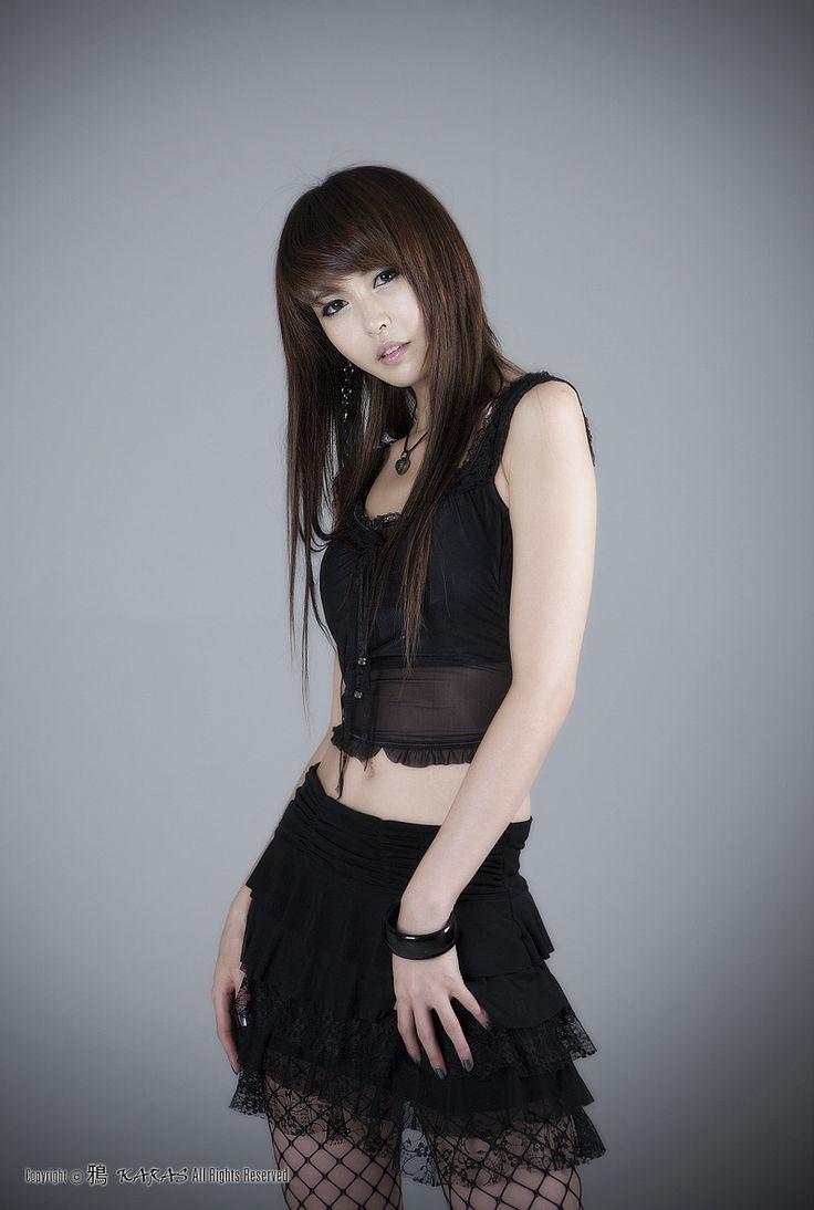 Beautiful Kang Yoo Lee