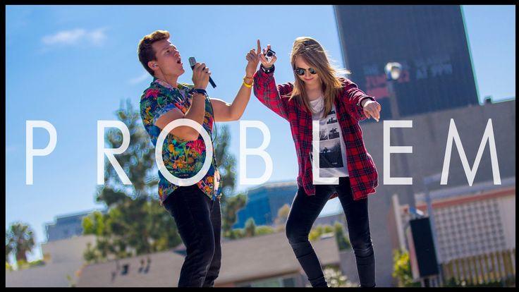 Problem - Ariana Grande (Tyler Ward Acoustic Cover) - Iggy Azalea - One ...
