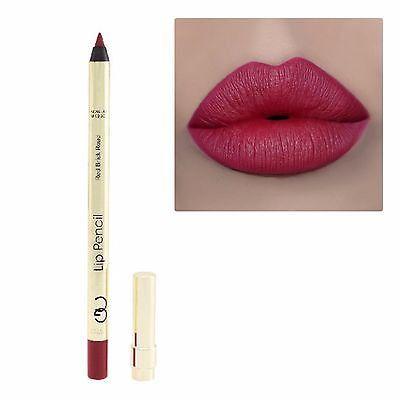 Gerard Cosmetics Lip Liner Pencil (Red Brick Road: a true brick red)  #cosmetics #makeup #ilovemakeup