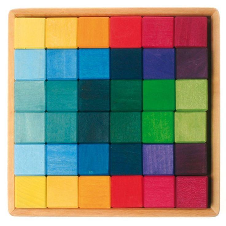 Træklodser i farver